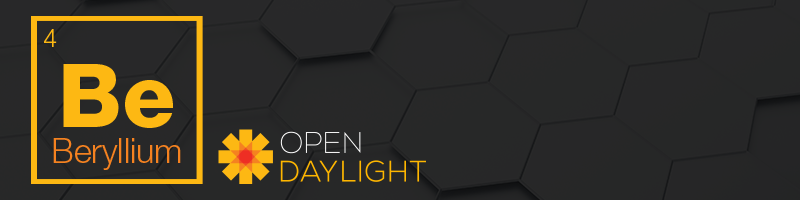 Beryllium Be Is The Fourth Release Of Opendaylight Odl Leading Open Source Platform For Programmable Software Defined Networks